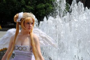 Princess Serenity Preview by Ginger-Hero