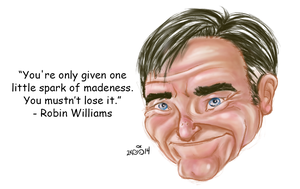 RobinWilliams-sp by SEspider