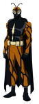 Monarchy OC - Young Justice Style by Kabloogey