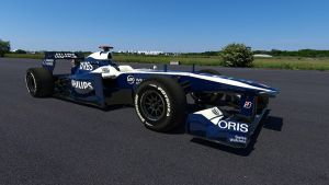 2009 F1 Williams FW31 by melkorius