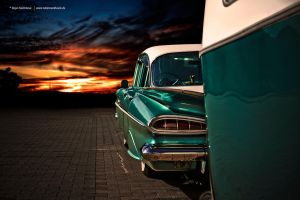 59 Bel Air by AmericanMuscle