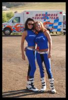 Motocross Medical Team by wildplaces
