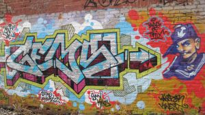 Graffiti Stock 22 by willconquers-stock