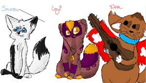 Dat Iscribble o3o by MissLayira
