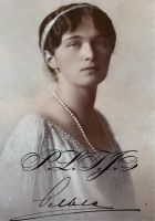 Oldest of the Grand Duchesses of Russia by Linnea-Rose