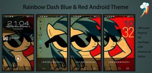 Rainbow Dash Theme by SassakiSan