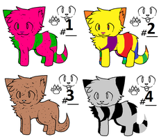 Name Your Price Point Adopts  THESE ARE AWESOME by fooo4