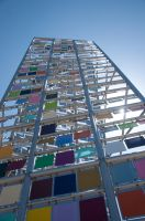 Tower of Color 2 by Druhzin