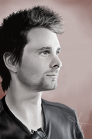 Matt Bellamy -Fnac St Lazare Signing Session by NothingButTheBeat