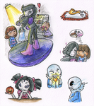 :Into Undertale: by KannaTC