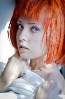 Leeloo Dallas~in progress by MityaDemitsky