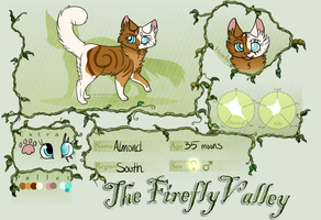 The-Firefly-Valley | Almond | Mender by candysprites