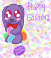 Happy easter! by Imjustawaffle123