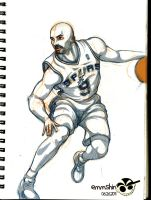 SAS Tony Parker by emmshin