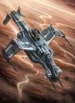 Gunship by LeonovichDmitriy