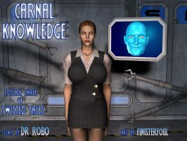 'Carnal Knowledge' cover 2 by Doctor-Robo