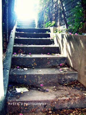 Stairway To Heaven by mystic-dyla