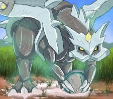 Kyurem was given... by Gashu-Monsata