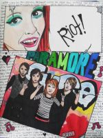 Paramore. by Cinderoux