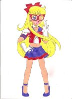 Codename: Sailor V by animequeen20012003