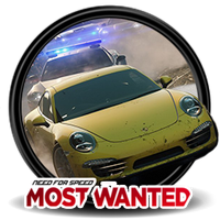 Need for Speed Most Wanted Porsche Dock Icon by ArthurReinhart
