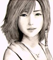 Yuna by Cate397