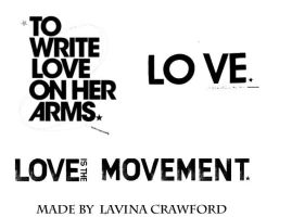 To Write Love On Her Arm by lavina15