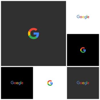 4k Google Wallpapers (NEW LOGO) by shanewignall
