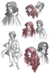 Snape and Lily by kyla79