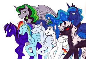 Requests: Even more god damn ponies by WhiteFangKakashi300