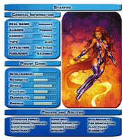 Starfire Stats by vipplayer
