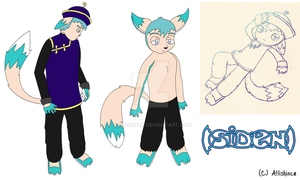 Siden Reference Sheet ::YOUNG: by Allishinca