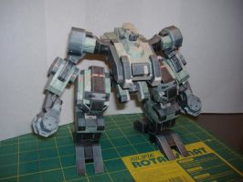 Numsekar Papercraft by Arc125