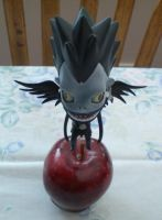 A nice tasty Ryuk Apple by JWBeyond