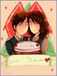 Happy Birthday Sam by Quenixy