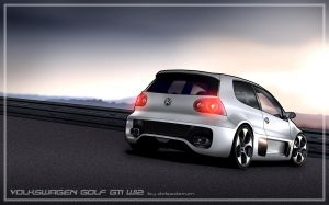 Golf Gti W12 Vexel by dobedemon
