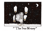 Inktober day 25 - The Star Money by Kaizoku-hime