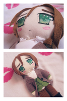 .: Daniel Plush 2 :. by Fallenpeach