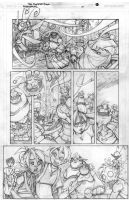 Free Realms 10 21 :: pencils by Red-J