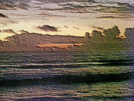 Textured Sunrise by Irie-Stock