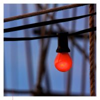 The Red Bulb by EintoeRn