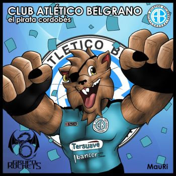 GR - Club Atletico Belgrano by mauriart