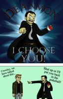 I Choose You! [SPN SEASON 9 SPOILER] by Jakiron