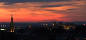 when the sun goes down by Aleksz22