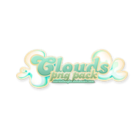 Clouds l PNG PACK by Eternallaughs