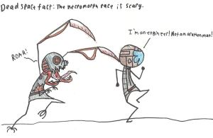 Dead space fact 23 by ThePerson76