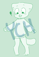 Look At My Awesome Sweater YCH CLOSED by QTipps