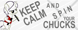 Keep Calm banner 002 by TotoroXVI