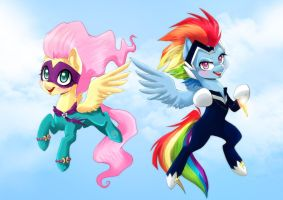 Powerponies by Dannyckoo