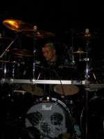 chris e. Dark Summer drummer by adiarayne6477